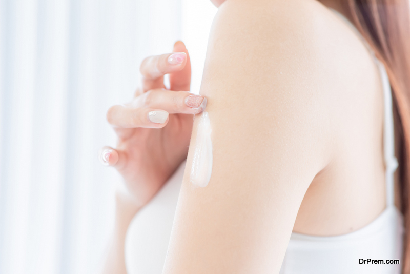 make your own body lotion