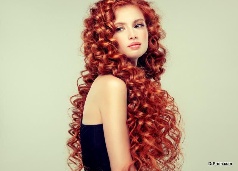 Hair perming