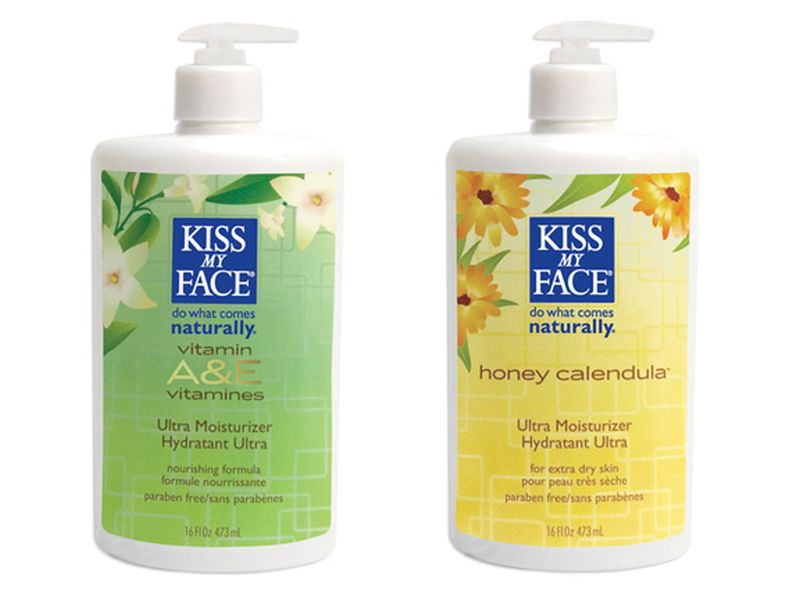 Kiss My Face organic moisturizer