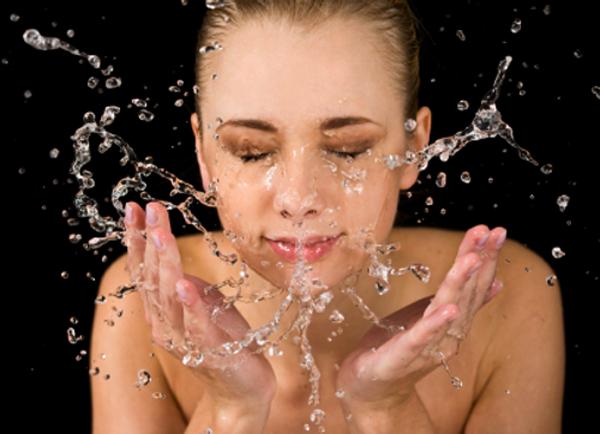 A face wash
