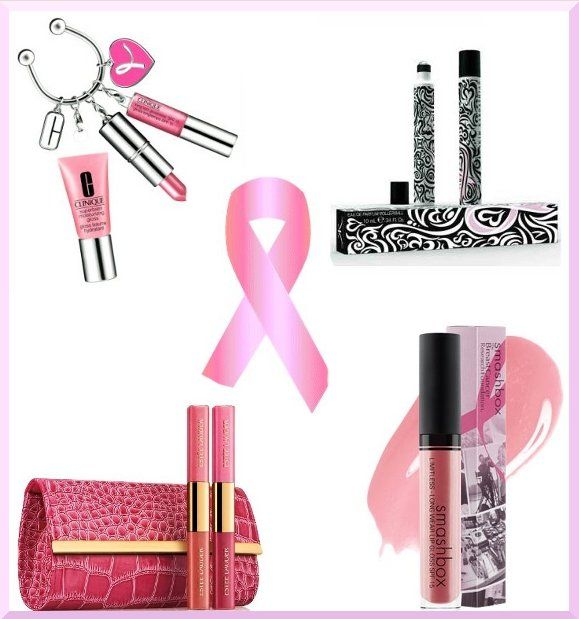 Fight breast cancer through beauty products