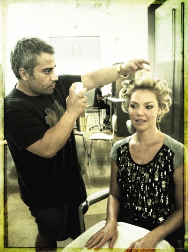 Hair tips from David Babaii