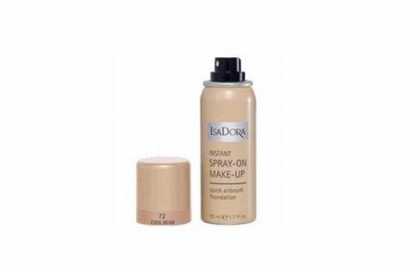 Isadora Instant Spray-On Make-up Foundation