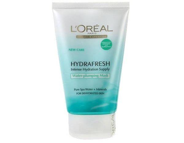 L'Oreal HydraFresh Water Plumping Mask