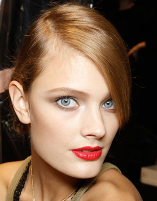Makeup for S/S 2012