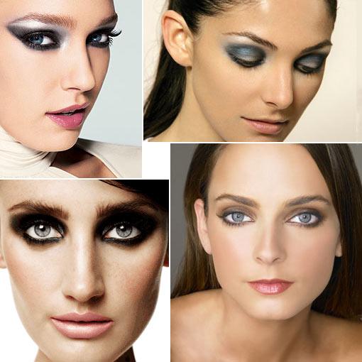Excess makeup