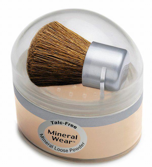 Mineral Wear Talc-Free Mineral Loose Powder