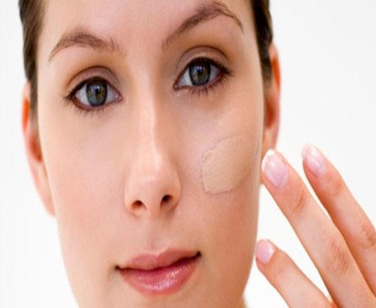 Oily Skin Foundation