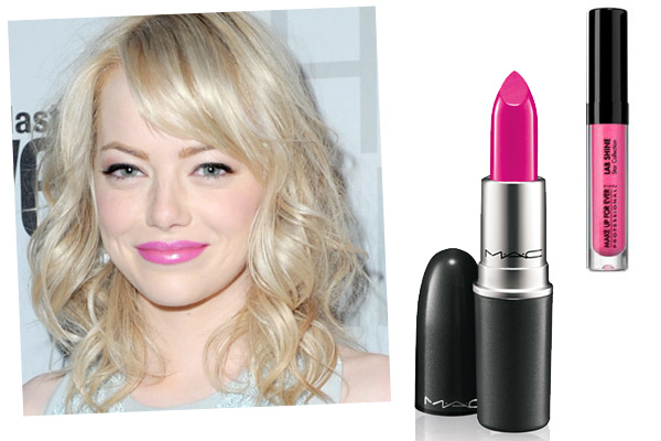 Pink Lipstick For The Party Look - Beauty Ramp - Beauty U0026 Fashion Guide By Dr Prem | Skin Body ...