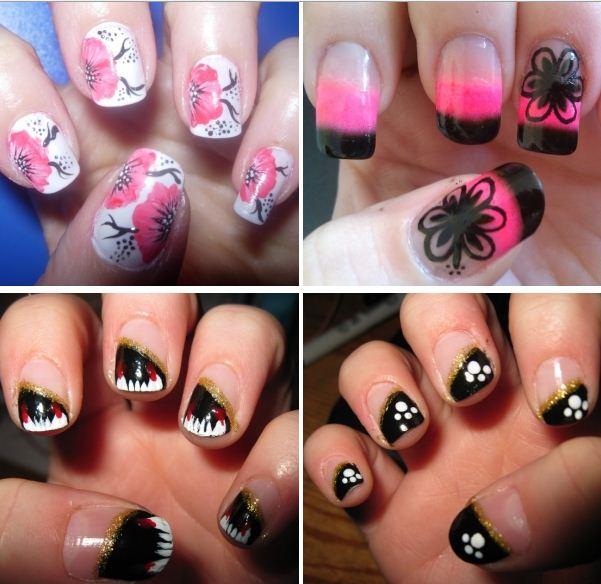 party-nail-art