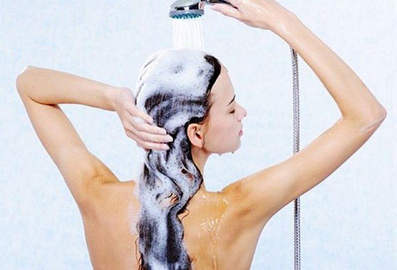Long hair Shampoo