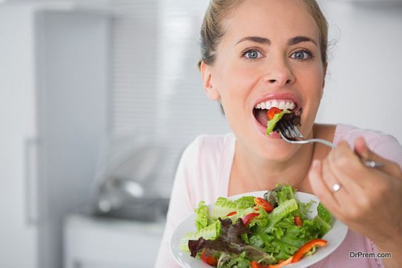 eating-leafy-green-vegetable