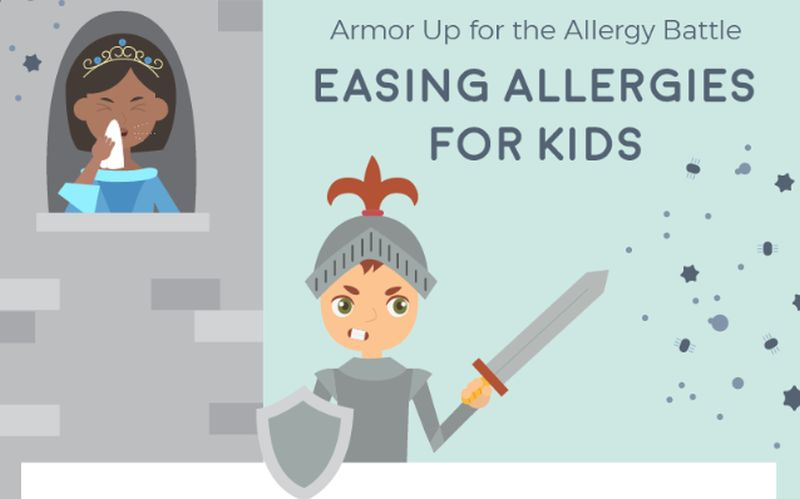 Armor Up for the Allergy Battle