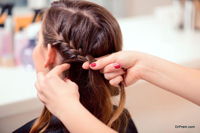 The Topsy-turvy braid
