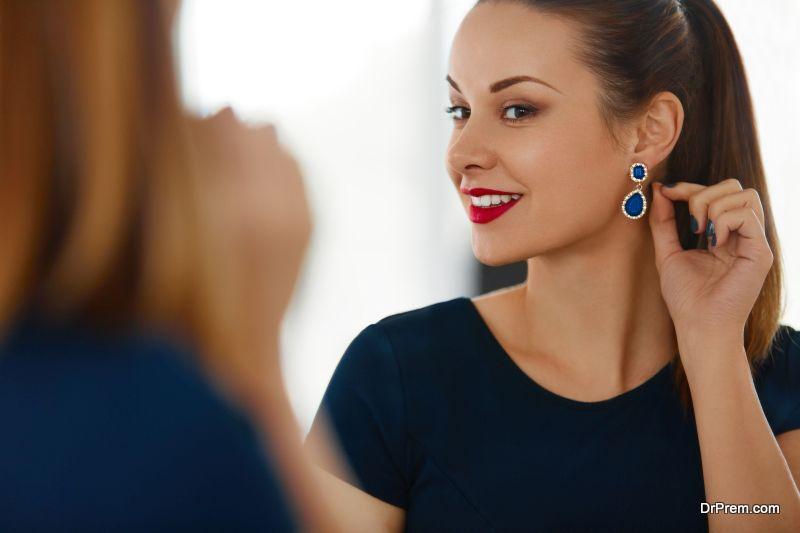 Your earrings