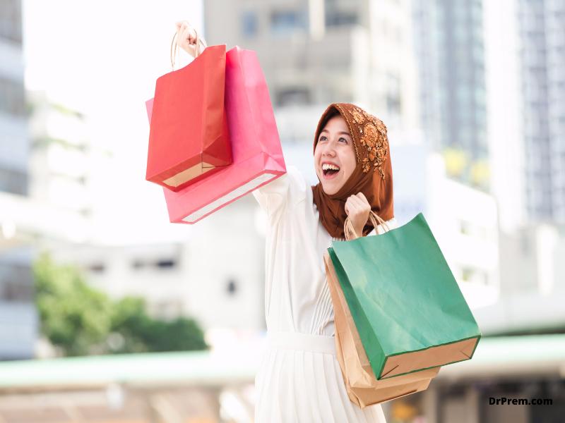 Designer hijabs