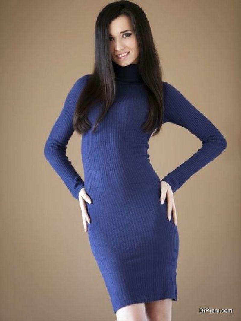 Sexy-sweater-dress