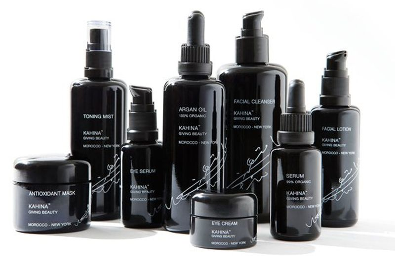 Kahina Giving Beauty.