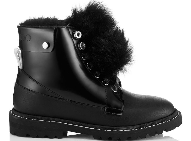 Jimmy Choo heated boots and other must