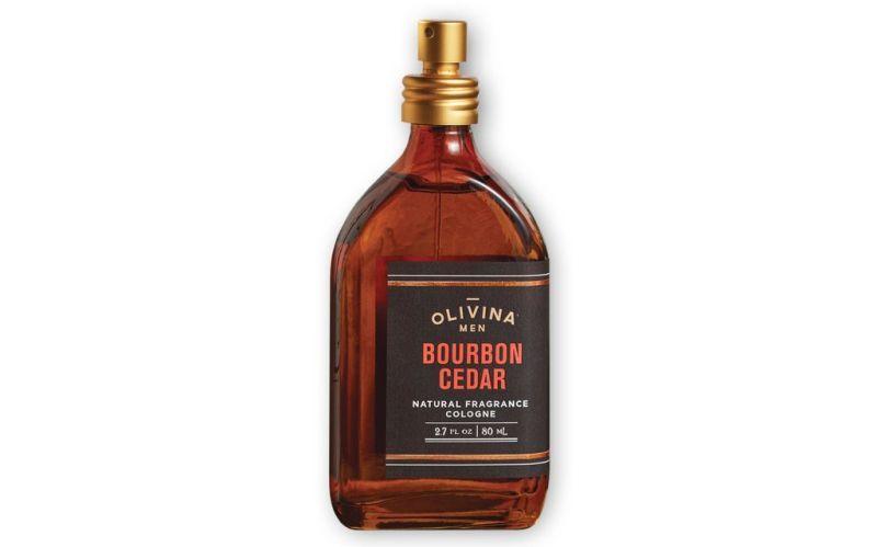 Olivina Men Bourbon Cedar