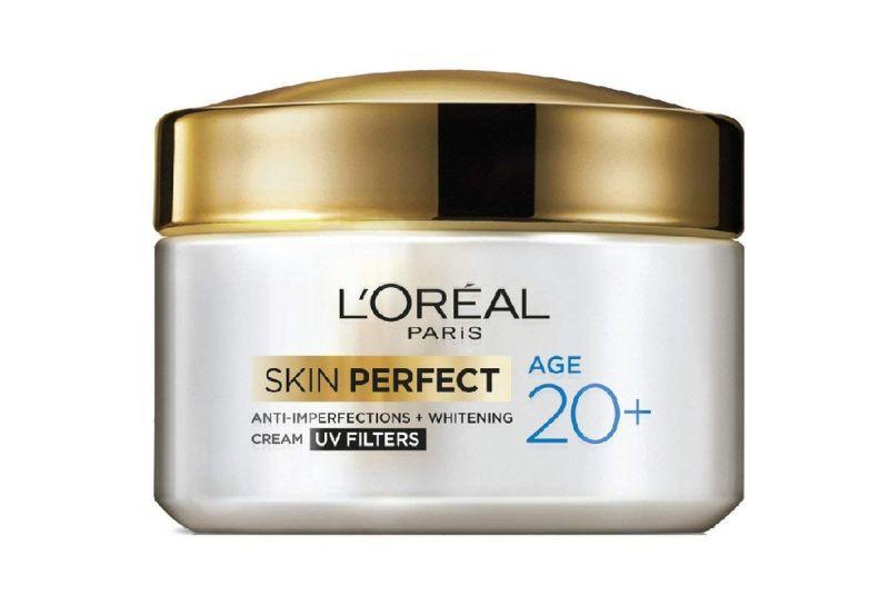 L'Oreal Paris 20+ Anti-Imperfections Whitening Cream