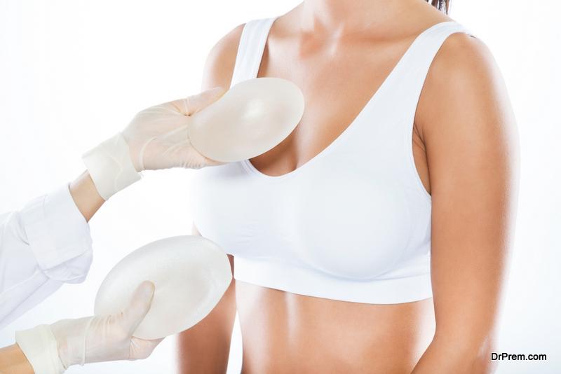 High-tech breast augmentation