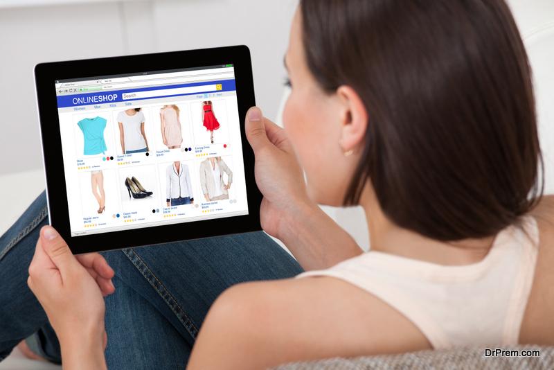 online fashion blog