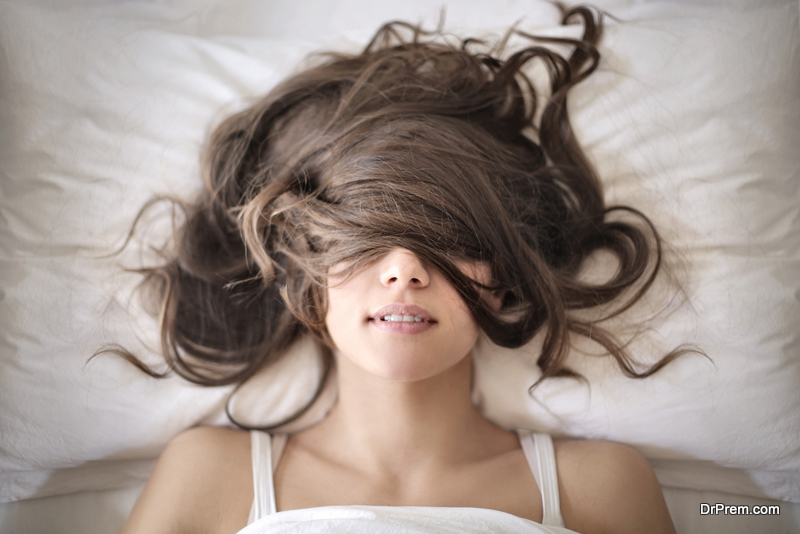Get Better Hair in Sleep