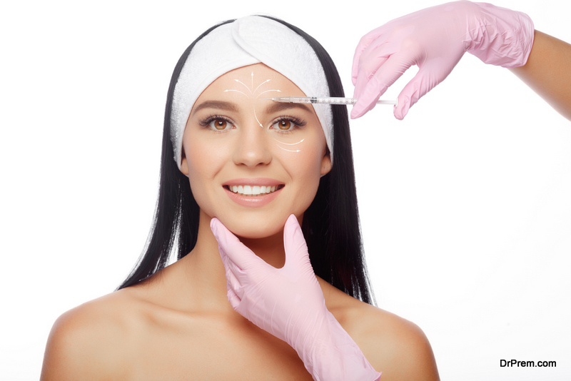 Procedures with Botox Injection