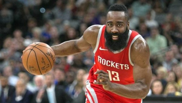 James Harden Without Beard, Teeth & Height and Weight