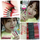 review kiss proff menow kiss lipstick