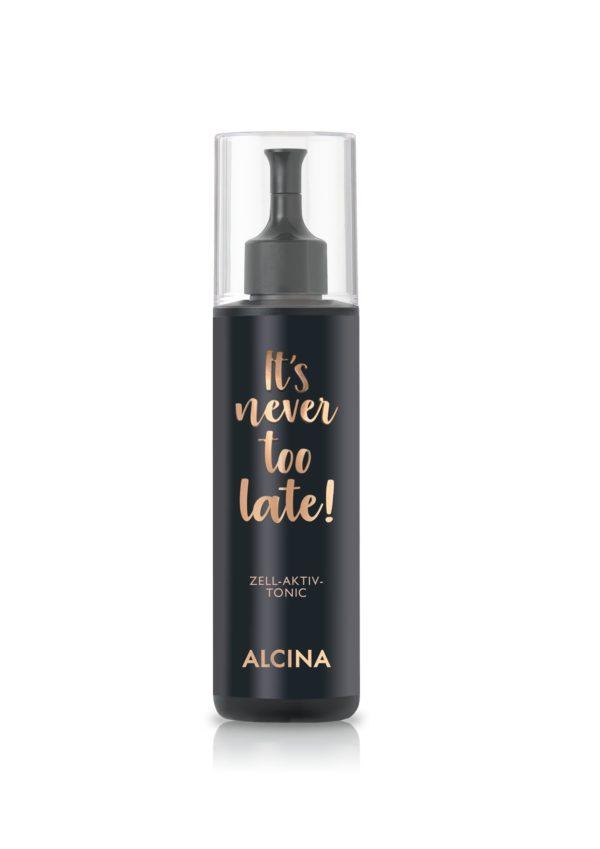 Its never too late tonic Alcina