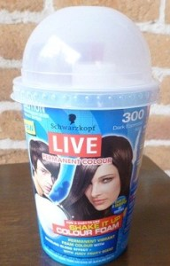Schwarzkopf Live Colour - Shake it up Colour Foam