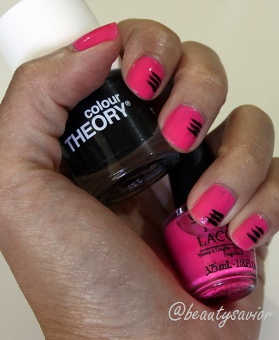 Punky Neon Pink