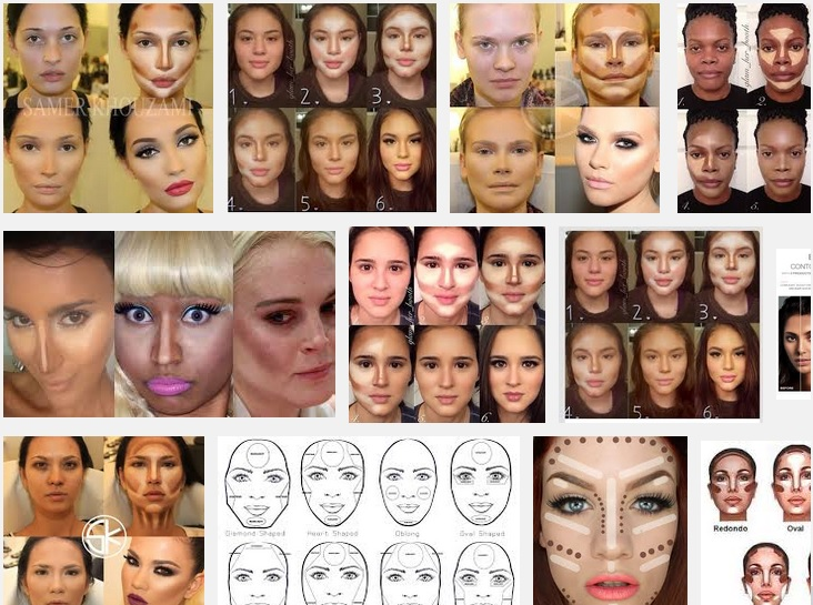 Google search of Contouring