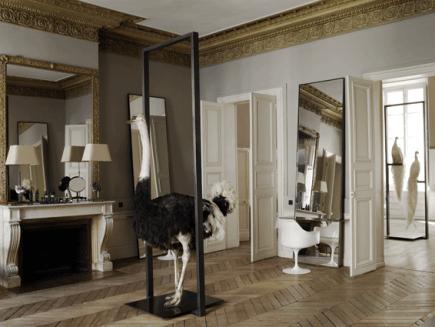 Capelli Il salone di David Mallet a Paigi