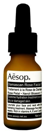 freddo-Damascan Rose Facial Treatment, Aesop