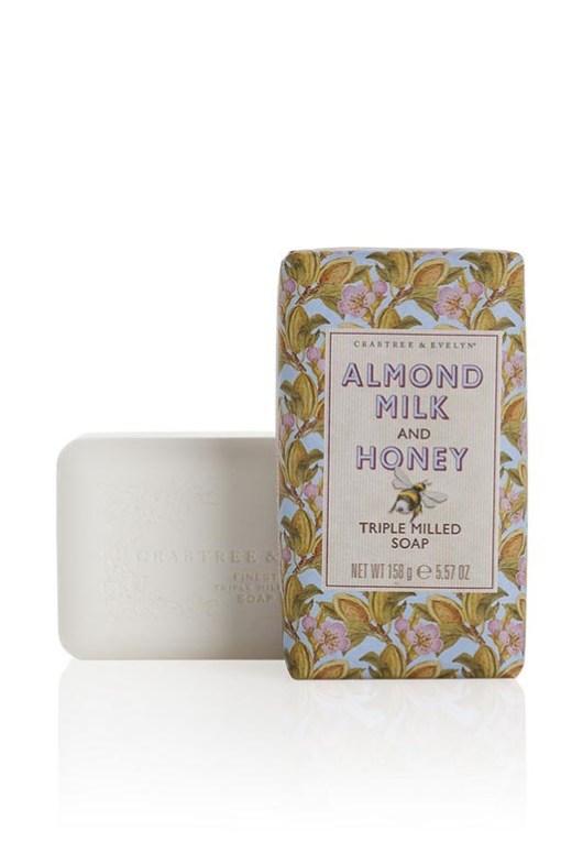 Acqua e sapone Almond Milk and Honey di Crabtree & Evelyn