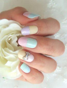 manicure-pastello