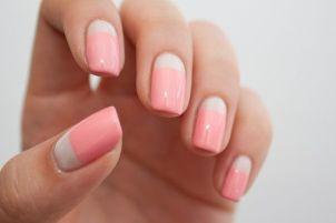 manicure-righe