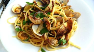 Majda-Bekkali-spaghetti-alle-vongole