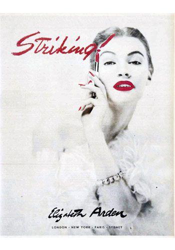 Campagna pubblicitaria degli anni '50