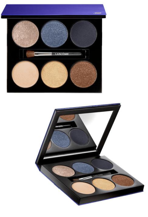 make-up-Agostina-De-Angelis-National-Make-up-artist Lancôme-Paris-French-Riviera-Color-Design-6-Pan-Palette-Azur-Chic