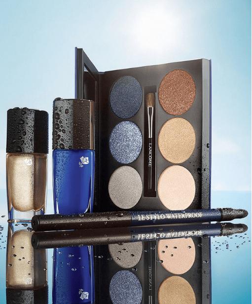 make-up-Agostina-De-Angelis-National-Make-up-artist Lancome-summer-look