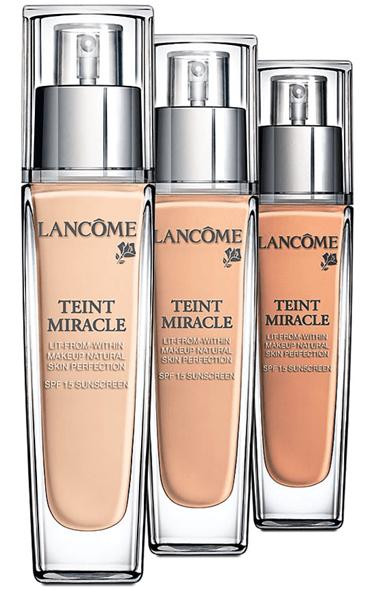 make-up-Agostina-De-Angelis-National-Make-up-artist Lancome-teint-miracle