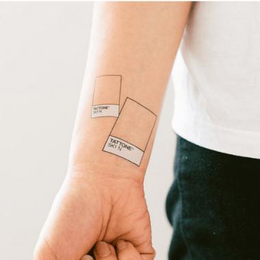 tatuaggio-Tattly-pantone