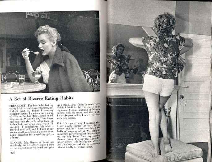 Marilyn-Monroe-beauty-routine-4