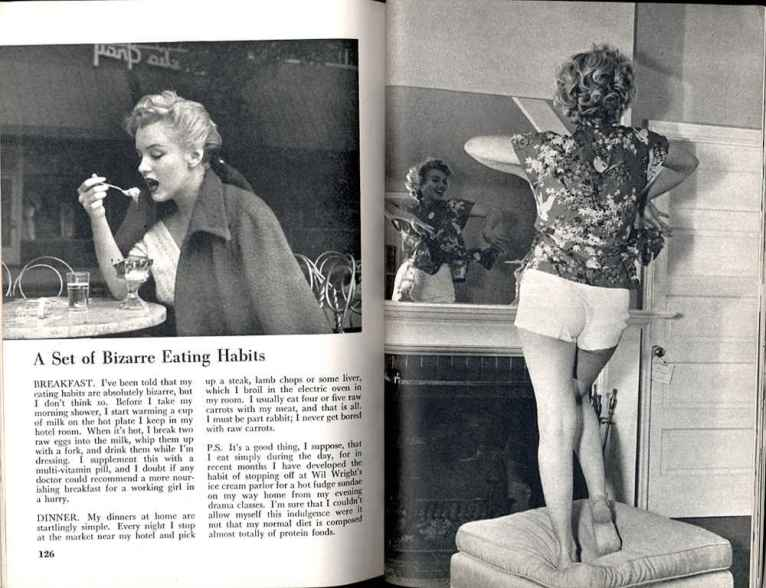 Marilyn-Monroe-beauty-routine-4