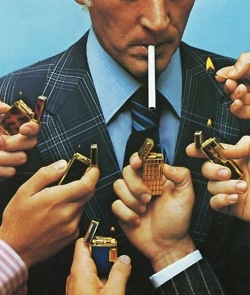 Beauty-routine-Christian-Vigoni-sigarette