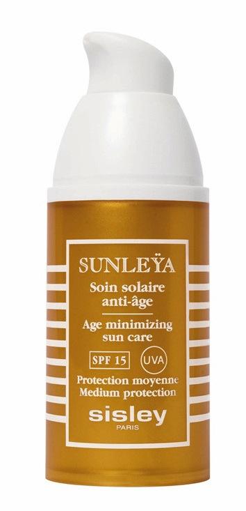 beauty-routine-ursula-giustina-crespi-Sisley-Solari-Sunleya_SPF_15